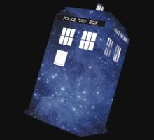 A Tardis Through Space and Time by The-Nerd-Verse