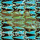 COD FISH #2 by Dick  Iacovello