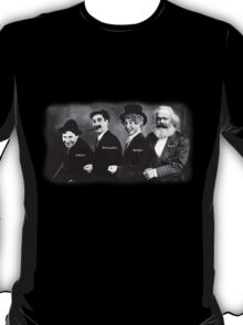 Karl Marx and his Brothers T-Shirt