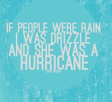 Hurricane by Alyssa Clark