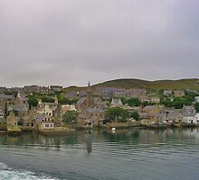 Leaving Stromness by lezvee