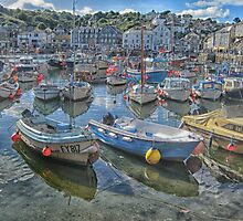 Boats and floats by Mortimer123