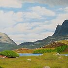 Assynt - Suilven And Canisp by Richard Paul