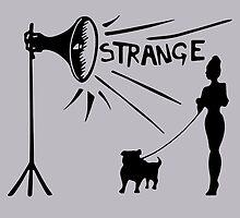 Depeche Mode : Strange - from Strangelove clip- by Luc Lambert
