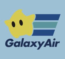 Galaxy Air by Casplen