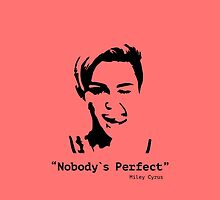 Miley Cyrus quote 1 / phone 1 by glbrt