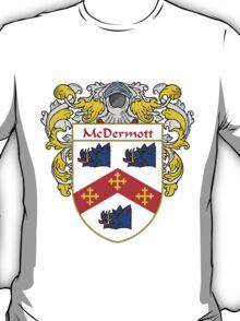 McDermott Coat of Arms/Family Crest T-Shirt