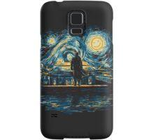 Starry Fall (Sherlock) Samsung Galaxy Case/Skin