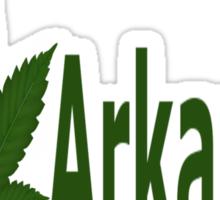 0202 I Love Arkansas Sticker