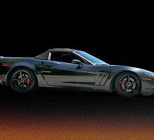 2013 Corvette Convertible by DaveKoontz