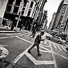 Broadway & 26th by Vincent Riedweg