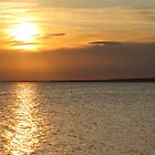 Sunset on the Lake by Kathi Arnell