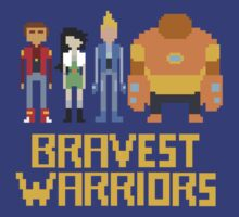 Bravest Warriors by NeleVdM