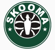 Skyrim Skooma Starbucks shirt by MacRudd