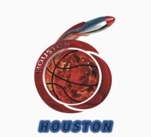 Houston Premium Shirt & Stickers. by nhk999