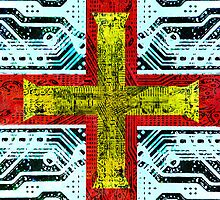 circuit board guernsey by sebmcnulty