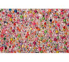 Beads Bash Photographic Print