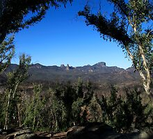 The Warrumbungles by Noel Elliot