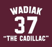 "Steve Wadiak ""The Cadillac"" by Beau Franklin"