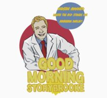 Good Morning StoryBrooke by Jeh-Leh-Loh