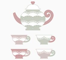 Sweet Tea Set by amisi