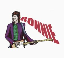 Ronnie Wood by Adam Campbell