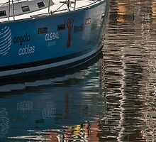 Working in the harbour by awefaul