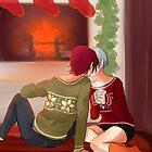 Rintori Christmas by otakumermaid