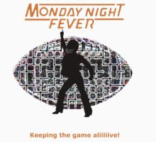 Monday Night Fever Disco Football by DarkCrow