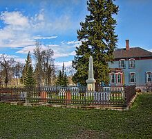 Fort Bridger Carter Family Cemetery by Brenton Cooper