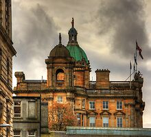Bank of Scotland by Tom Gomez
