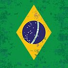 Flag of Brazil by quark