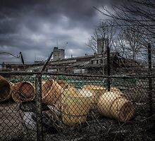 Industrial Distress by Rob Heber
