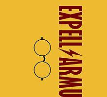 Expelliarmus!  by expelliarmus