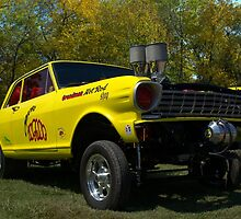 1962 Chevy II Gasser Dragster by TeeMack