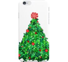 Holly Tree iPhone Case/Skin