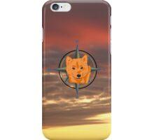 Shiba Inu - Doge Compass iPhone Case/Skin