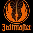 Jedimaster (Orange) by mutantninja