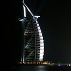 Burj Al Arab by Baha Mosa
