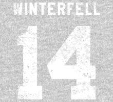 Winterfell Football by origamipirate