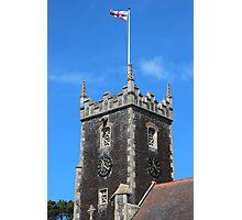 Bell Tower of St Mary Magdelene Church, Sandringham Photographic Print