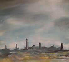 Sentinels by Matthew Scotland
