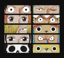 ONE PIECE - The Crew by Magellan