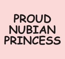 Proud Nubian Princess by Magellan