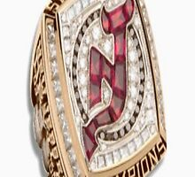 New Jersey Devils Stanley Cup Ring by Matthew Mccorkle