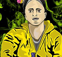 Jesse Pinkman by JaySawyerdesign