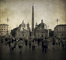 Piazza del Popolo by rentedochan