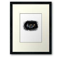 ocarina money Framed Print