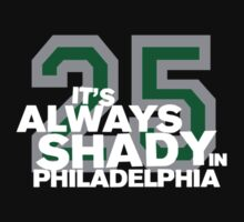 Always Shady in Philadelphia by Jeff Clark