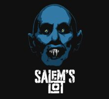 Salem's Lot - Mr Barlow - Stephen King by James Ferguson - Darkinc1